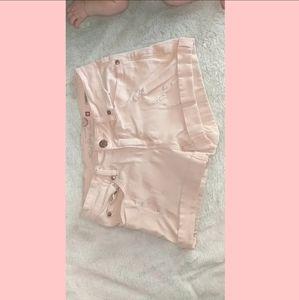 Rustic Pink Shorts!